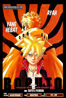 Update! Baca Manga Boruto Chapter 6 Full sub Indo