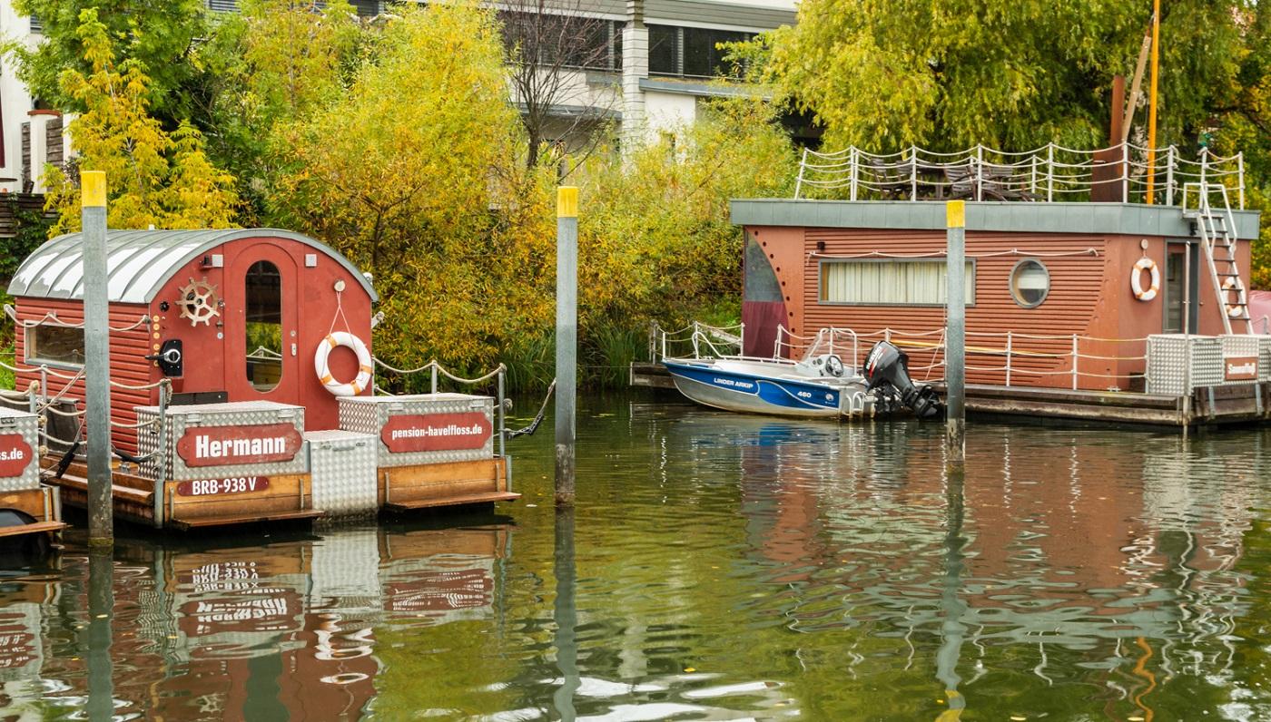 Barki w Brandenburgu