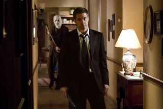 Scott Speedman dans the STRANGERS, thriller américain, home-invasion, Etats-unis
