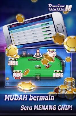 Download Game Domino QiuQiu 99(KiuKiu) APK Terbaru for Android