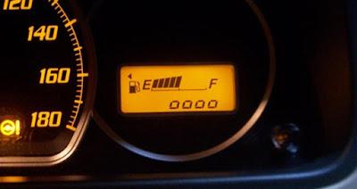 Cara Agar Mobil Matic Hemat BBM