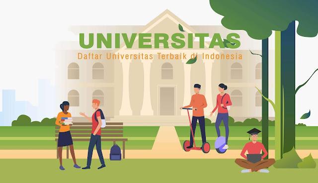 10 Universitas Terbaik di Indonesia Tahun 2020