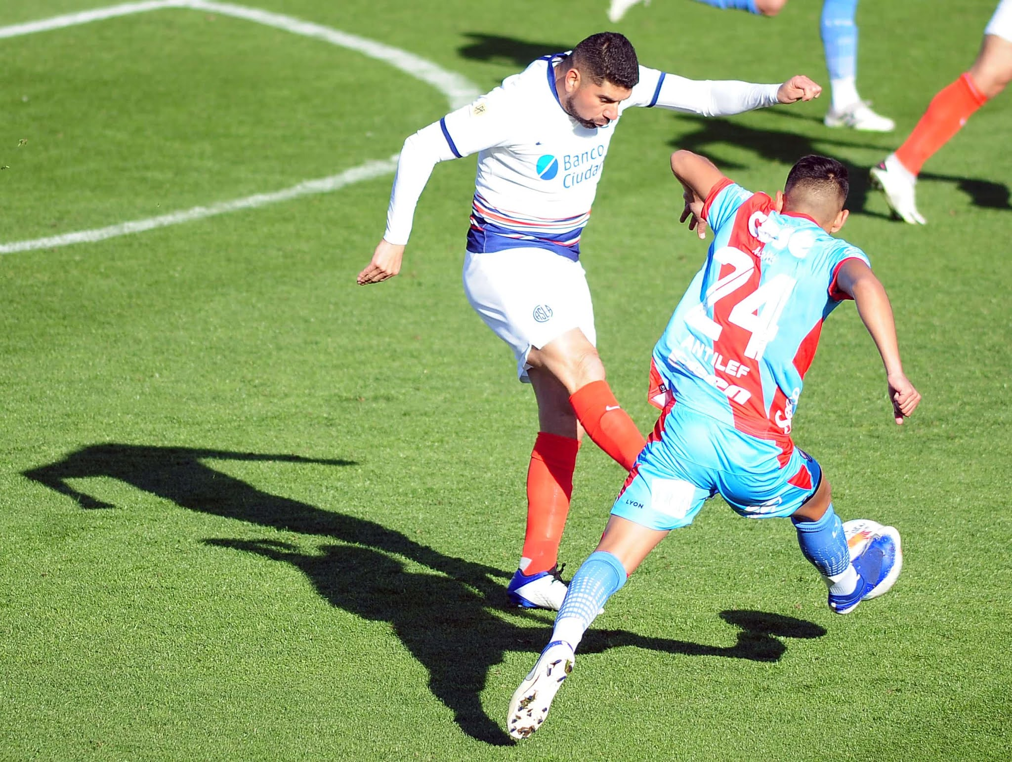 San Lorenzo empató en su visita en Sarandí ante Arsenal