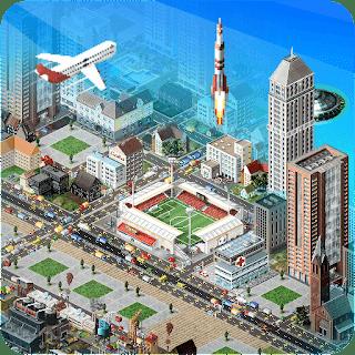 لعبة المحاكاة الجديدة بناء المدينة مهكرة جاهزة مجانا، التهكير كامل
