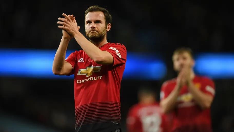 Juan Mata Ungkap Alasan Menetap di Manchester United