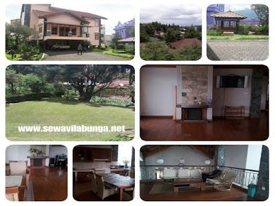 Villa Garuda Istana Bunga Untuk 30 Orang