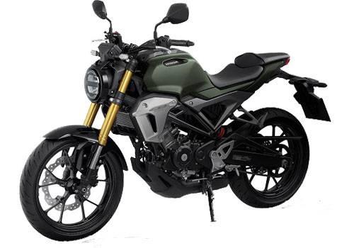 Honda CB 150 Exmotion Terbaru