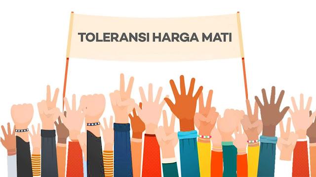 Toleransi dalam Falsafah Hidup Orang Jawa