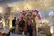 Putra Anggota DPRK Heri Julius Melangsungkan Pernikahan