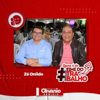 Em Picuí, grupo político de Olivânio já contabiliza 4 adesões importantes para seu projeto político