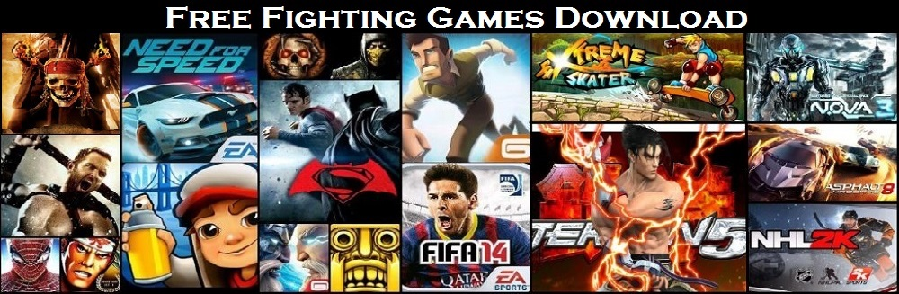 Free Fighting Games Download