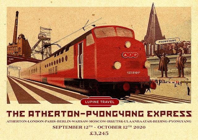 Atherton to Pyongyang - Lupine Travel - North Korea Tour