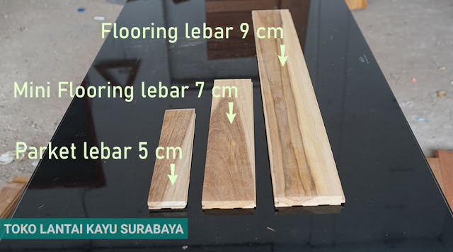 harga lantai kayu Perbedaan Flooring dan parket
