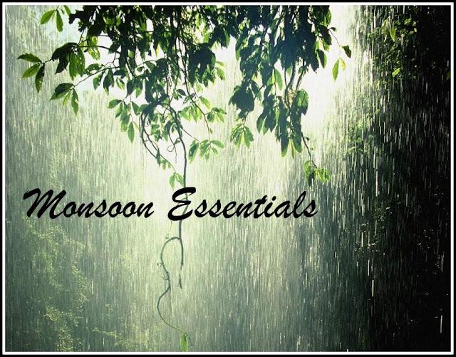 Monsoon Essentials - Khushi's World