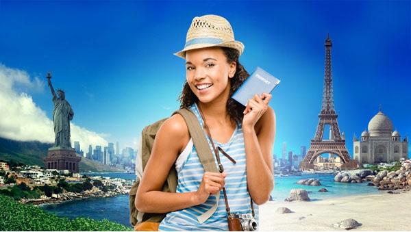 Aman Bagi Wanita Saat Travelling Sendirian  Aman Bagi Wanita Saat Travelling Sendirian