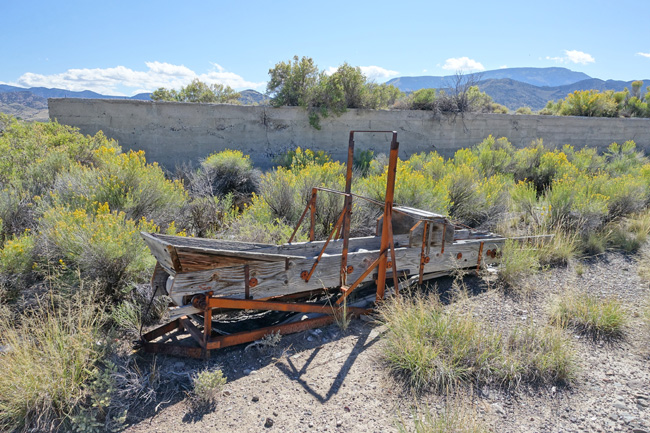 Abandoned places in Antimony and Junction UT ghost towns