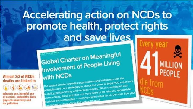 Will global charter help accelerate action on NCDs to prevent untimely deaths