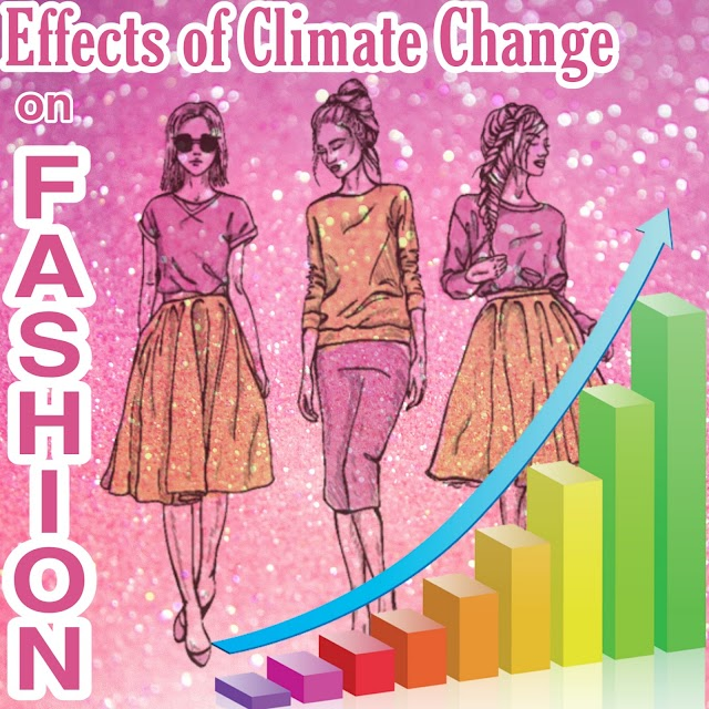 What effects does climate change have on fashion?