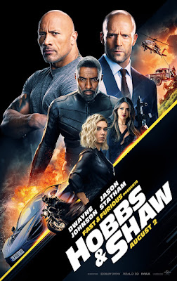 Hobbs And Shaw Movie Poster 6