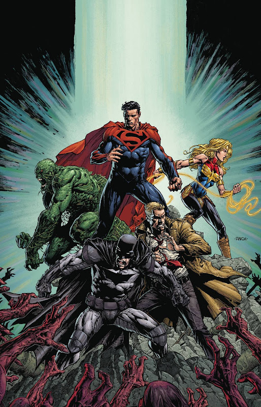 Heroes of Earth 2 the New Justice League under attack