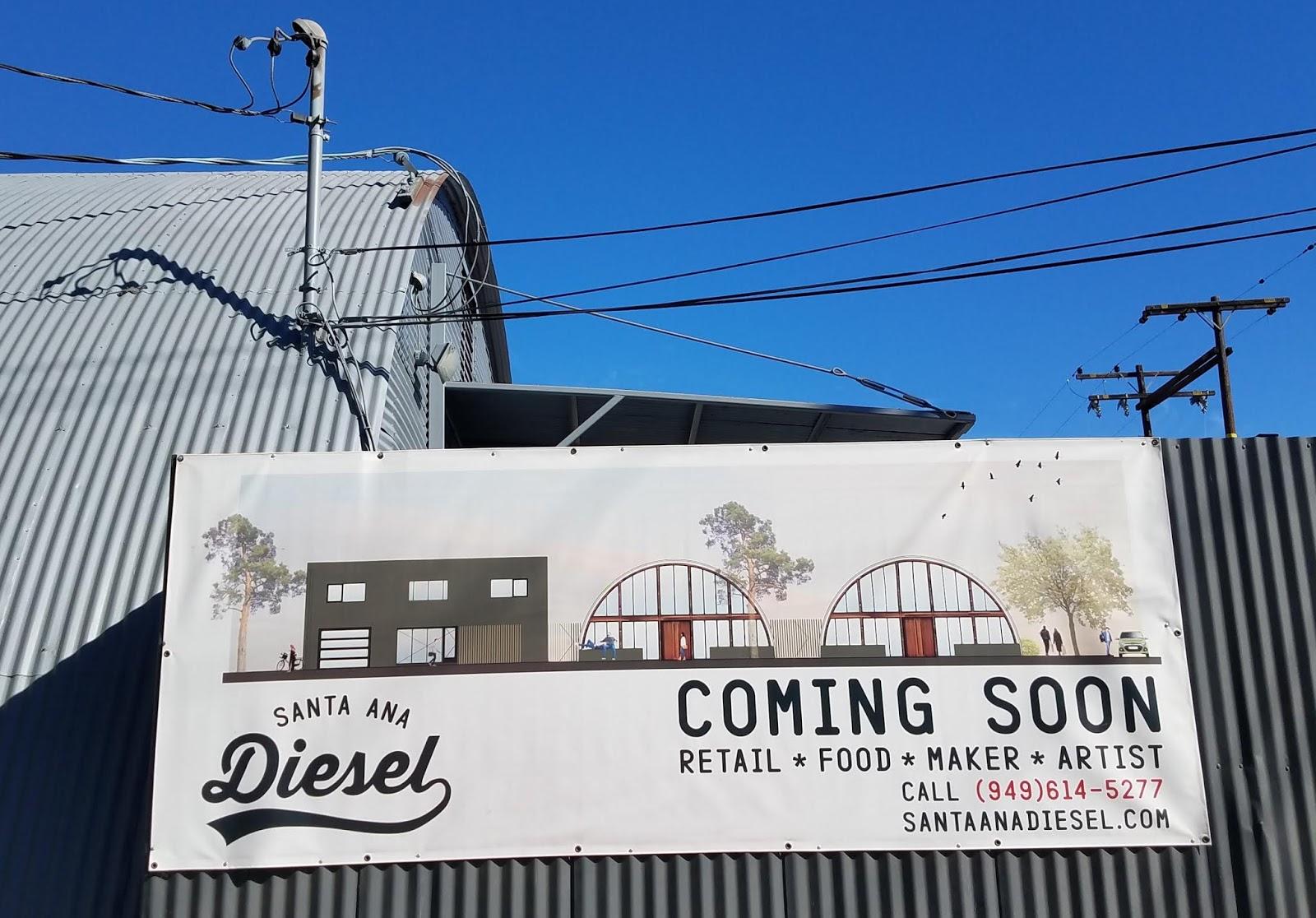 O C  History Roundup: L M  Cox, Tomorrowland & Santa Ana Diesel