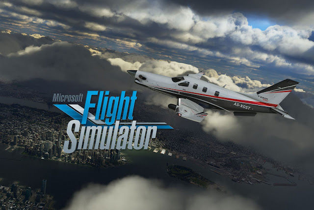 Microsoft Flight Simulator 2020 PC