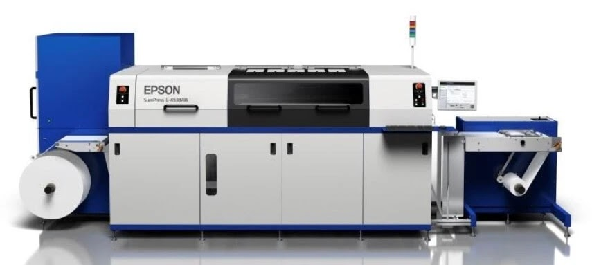 Epson Inks Meet Food Packaging Safety Standards