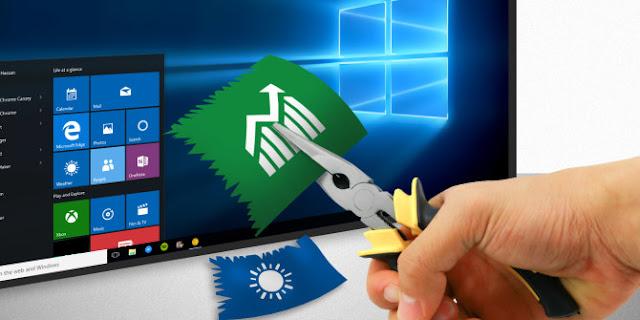 Cara Mudah Menghapus Aplikasi Bawaan ( Bloatware ) Pada Windows 10