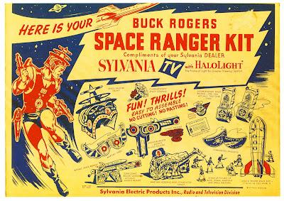 Buck Rogers Space Ranger Kit