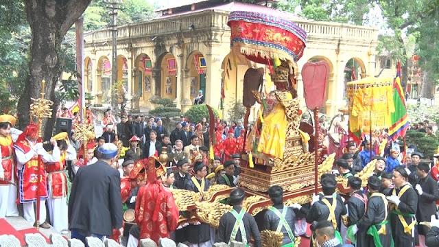Trieu Khuc village festival 2