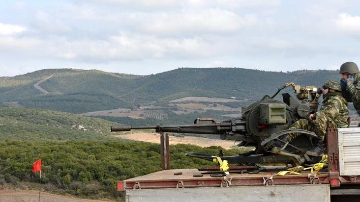 Έβρος: Βολές του Στρατού με πραγματικά πυρά σε όλη την παρέβρια περιοχή