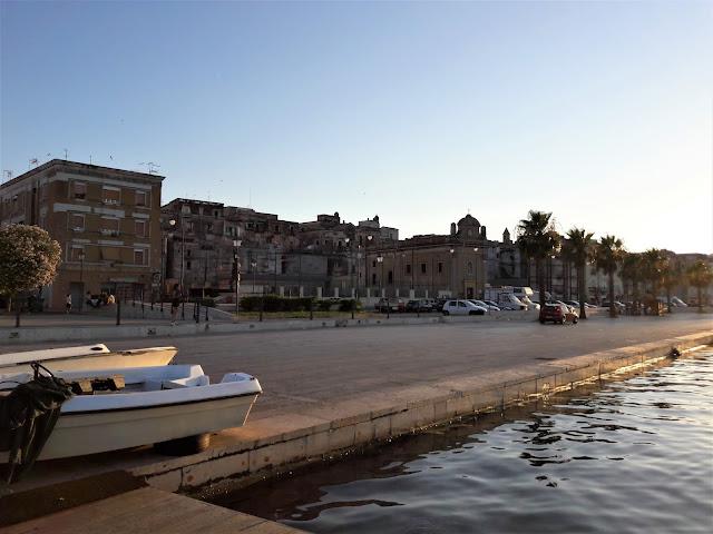 La marina di Taranto