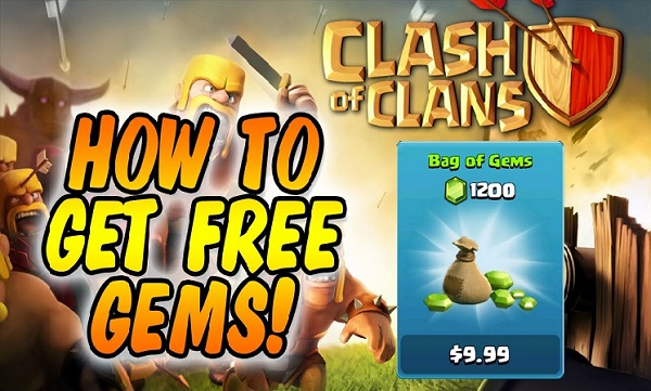 Download Clash of Clans Mod APK Android