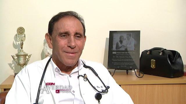 Dr. Cruz Jiminian niega ocurrió incidente en su clínica; confirmo llevaron  al centro  muertas y herido