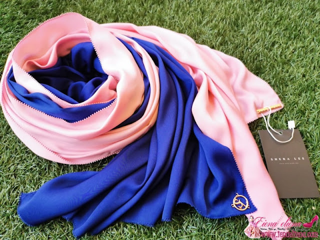 Basic Satin Matte Eyelash Shawl