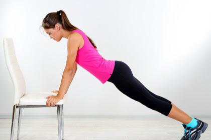 Cara Simple Berolahraga Tanpa Harus Ke Tempat Olahraga