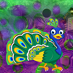 Games4King Lovely Peacock Escape