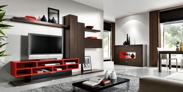 Kumpulan Desain Meja dan Rak TV Minimalis Terbaru Yang Elegan