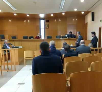 ΔΙΚΑΣΤΗΡΙΑ ΚΑΤΕΡΙΝΗΣ: Όχι σε κατάσχεση περιουσίας αγρότη απο Ιρλανδικό fund  αποφασισε το δικαστηριο.Ειχε αγορασει το δανειο του Αγροτη για ενα κομματι ψωμι...