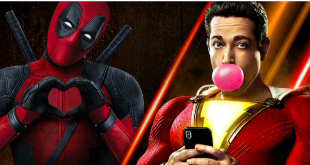 Zachary Levi Wanted To Play Deadpool