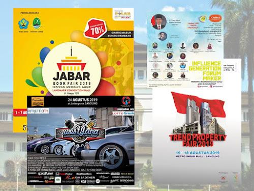 Jadwal Event Bandung Bulan Agustus 2019