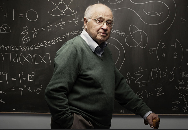 Penelitian Mathematician Michael Atiyah Claims a Simple Proof for Riemann Hypothesis