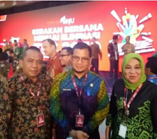 Pemkot Makassar Mendukung Gerakan Bebas TBC 2030