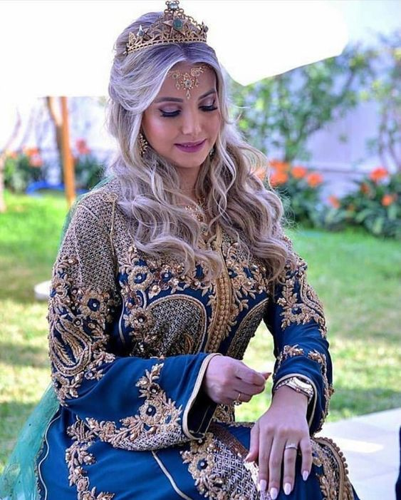 caftan haute couture mariée sur mesure paris