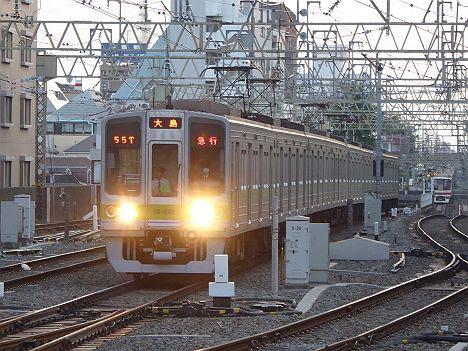 京王電鉄 都営新宿線直通 急行 大島行き5 都営10-000形270F・280F(2016.9消滅)