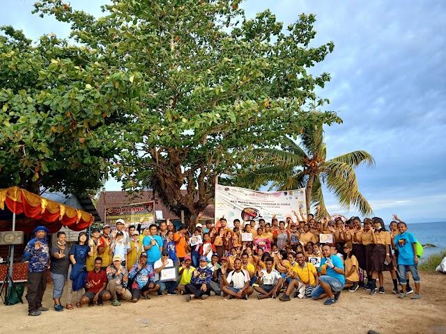 World Clean Up Day 2019 : Bersih dan Damai