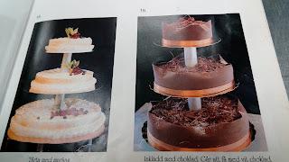 Tort de nuntă ciocolată