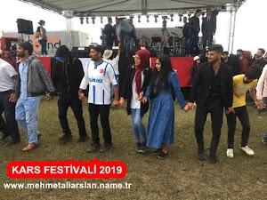 kars festivali bitti