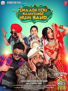 Shaadi Teri Bajayenge Hum Band (2018) Hindi Movie hevc HDRip 160Mb