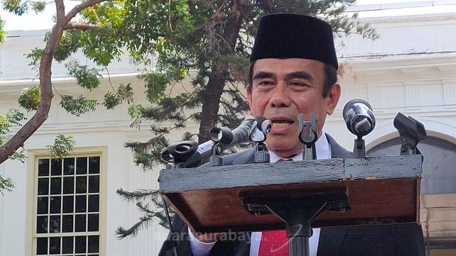 Menteri Agama Jenderal TNI (Purn) Fachrul Razi: Niqab Tak Ada Haditsnya